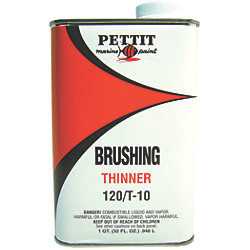 QT 120 BRUSHING THINNER 12120