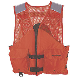 TYPE III UTILITY 2-BELT VEST SMALL