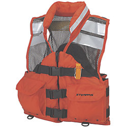 TYPE III SAR 3-BELT VEST XX-LARGE
