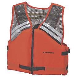 TYPE III DECK HAND VEST XX-LARGE