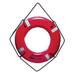 SOLAS APPVD 30IN LIFE RING W/TAPE