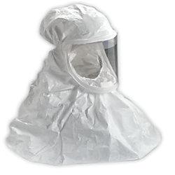 White Respirator Hood - BE-10-3