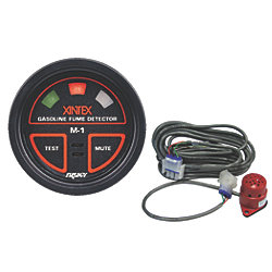 2IN GAS FUME DET/SENSOR W/ 35FT CABLE