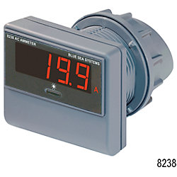 0-150A AC DIGITAL AMMETER