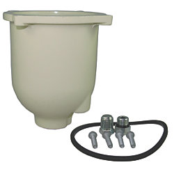 Metal Bowl Kits for Turbine Filters