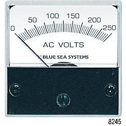 0-250V AC ANALOG MICRO VOLTMETER
