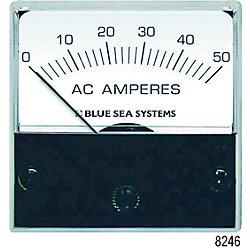 0-50A AC ANALOG MICRO AMMETER