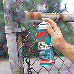 14 OZ COLD GALVANIZE