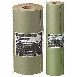 6IN GRN MASKING PAPER (180FT)