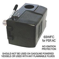 Paragon Sr. Water Pump - Pressure Switch