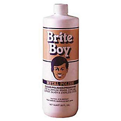 QT BRITE BOY METAL POLISH