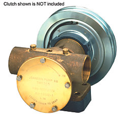 BASE CLUTCH PUMP F8B50017 1.5IN