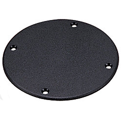 ABS INSPECTION COVER 5-3/8IN BLACK