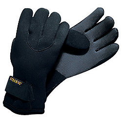 NEOPRENE COLD WATER GLOVES  XLARGE