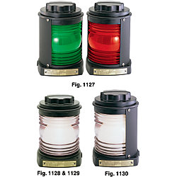 12/24/32/120V 2NM BLK SIDELIGHT RED