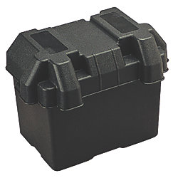 VENTED POLYPRO BATTERY BOX GROUP 24