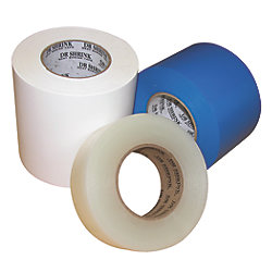 WHITE HEAT SHRINK TAPE 4INX180FT