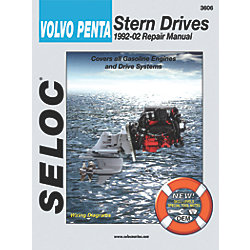 MERCRUISER STERN DRIVES 1992-01