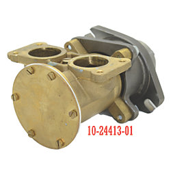 ENGINE COOLING PUMP F7B9