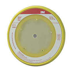 "Stikit 8"" Specialty Medium Dust Free Disc Pad - 5-Hole Mount"