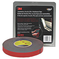 06383 Automotive Acrylic Plus Double-Sided Attachment Tape