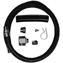 PERMANENT OIL DRAIN HOSE & FITTING KIT