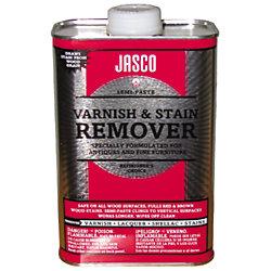 QT JASCO/BIX VARNISH & STAIN REMOVER