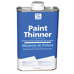 GA KLEAN-STRIP PAINT THINNER