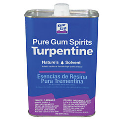 GA KLEAN-STRIP GUM TURPENTINE