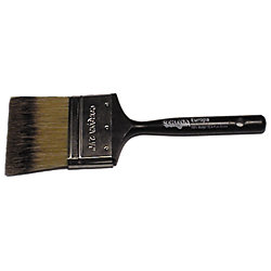 2IN CORONA EUROPA BADGER BRUSH