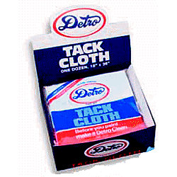DETRO 1100 WHT TACK CLOTH