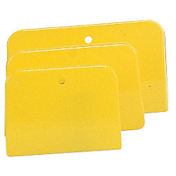 6IN PLASTIC SPREADER 144/BULK PKG