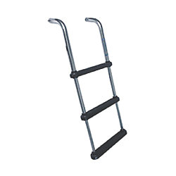3 PLASTIC STEP UNDERPLATFORM LADDER