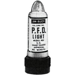 P.F.D. LIGHT-USCG APPROVED