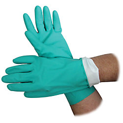 SZ9.5 LINED ACID RESISTANT GLOVE