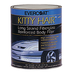 QT KITTY HAIR REINFORCED FILLER