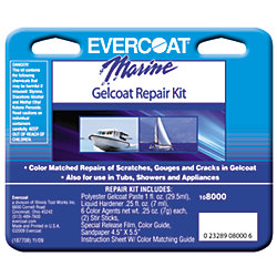 1OZ MATCH & PATCH GELCOAT REPAIR KIT