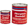 Fiberglass Resin Repair Gel