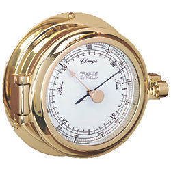 CUTTER BAROMETER BRASS 4-5/8IN BASE