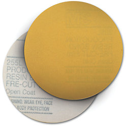 Stikit Film-Backed Gold Disc Rolls - 255L