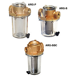 ARG Series - Single Strainers