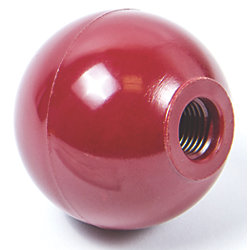 RED BALL KNOB