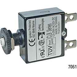 40A PUSH BUTTON CIRCUIT BREAKER