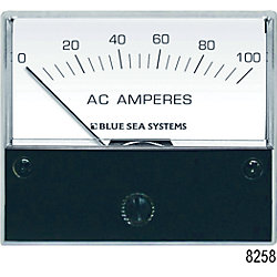0-100A AC ANALOG AMMETER