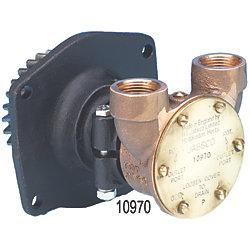 BRZ ENGINE COOLING PUMP PERKINS 4236