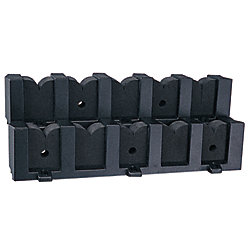 FIVE ROD STORAGE RACK *PR*