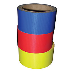 NYLON SAIL REPAIR TAPE YELLOW