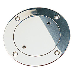STAINLESS STEEL DECK PLATE  3IN