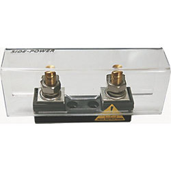 ANL FUSE HOLDER W CLEAR COVER