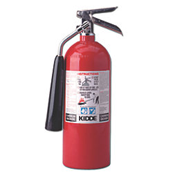 PRO10CDM 10LB CO2 FIRE EXTINGUISHER